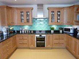 Oak Shaker Style Kitchen, Drayton, Oxfordshire