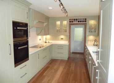 Shaker Style Kitchen, Old Marston, Oxford