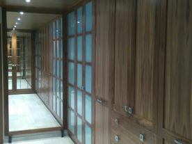 Walnut Dressing Room, Mereworth, Maidstone