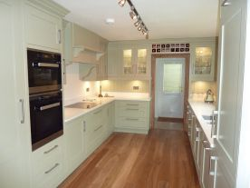 Shaker Style Kitchen, Old Marston, Oxford